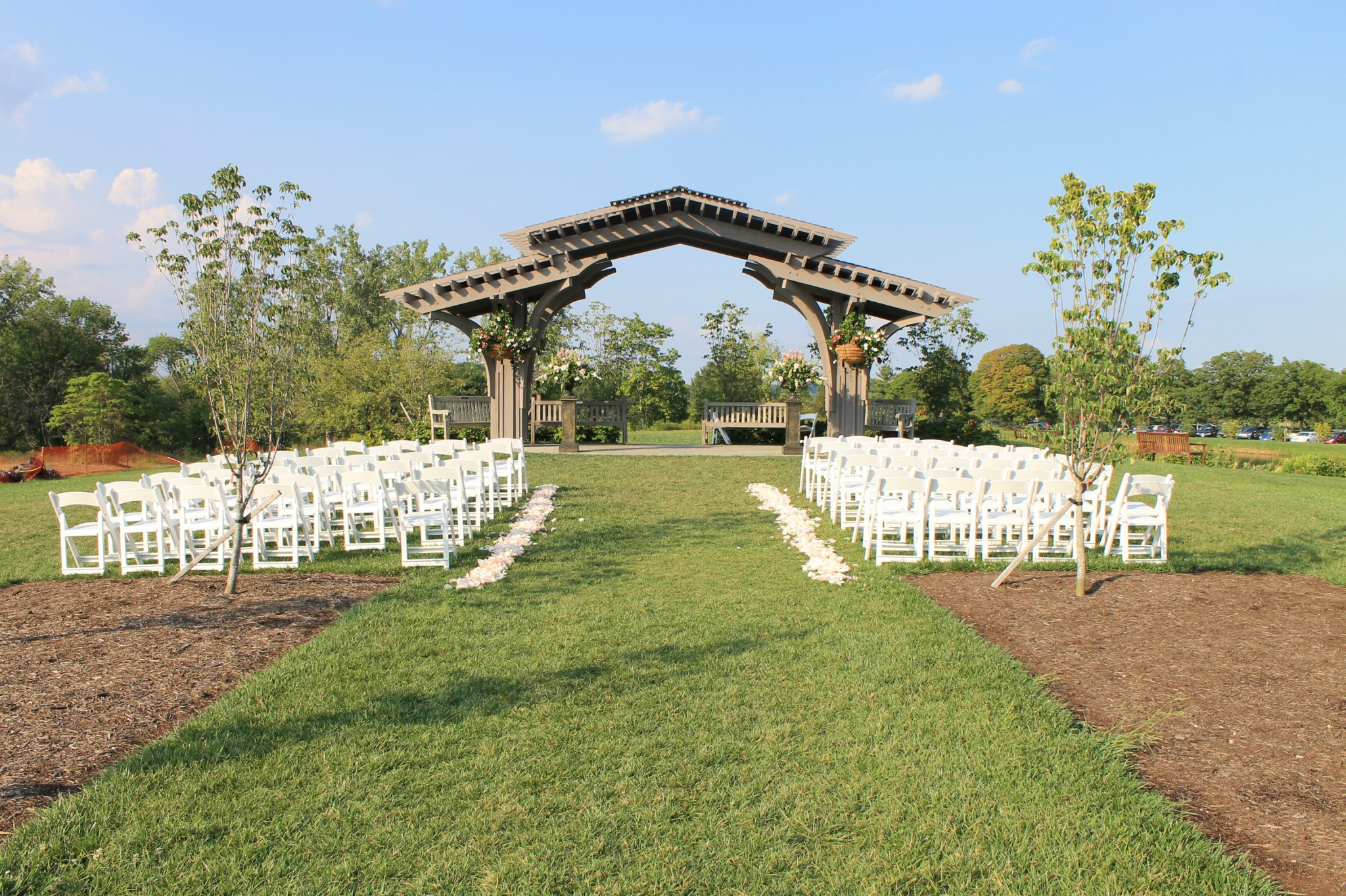 Cox Arboretum Rentals Five Rivers Metroparks
