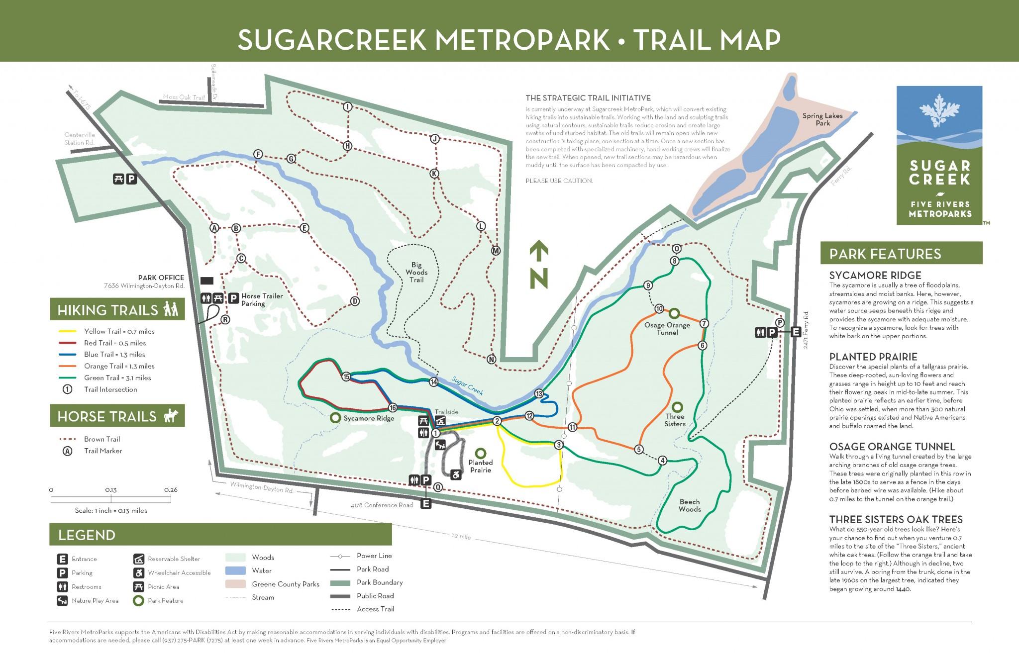 Park Full Map