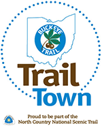Buckeye Trail Association Trail Town Designation