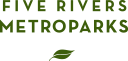 Fiver Rivers Metroparks Compressed Logo