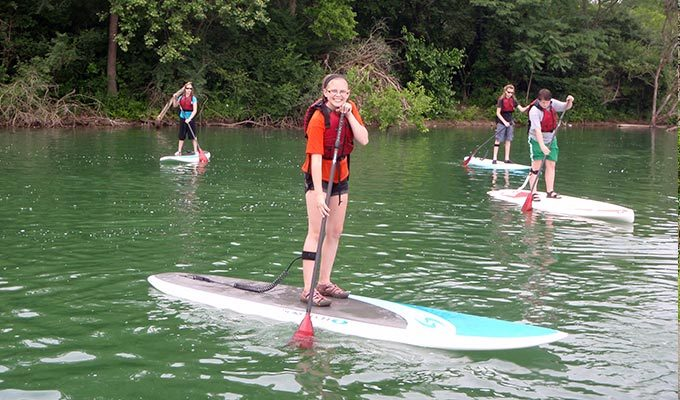 Image result for paddle sports at eastwood metropark