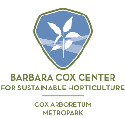 Barbara Cox Center for Sustainable Horticulture Logo