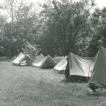 Camping - 1970's