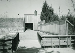 Underground Nature Center, 1980