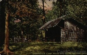 Adirondack Camp, Hills and Dales