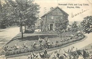 Newcomb's Tavern at Van Cleve Park