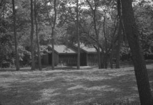Wesleyan Nature Center circa 1996