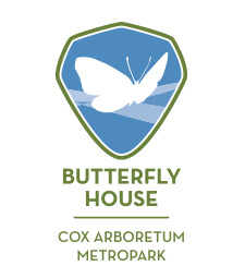 Cox Arboretum Butterfly House Logo