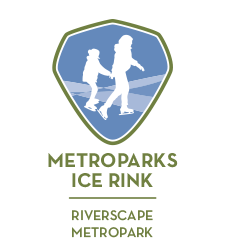MetroParks Ice Rink Logo