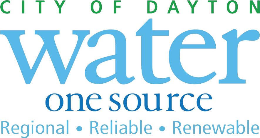 City of Dayton Water logo