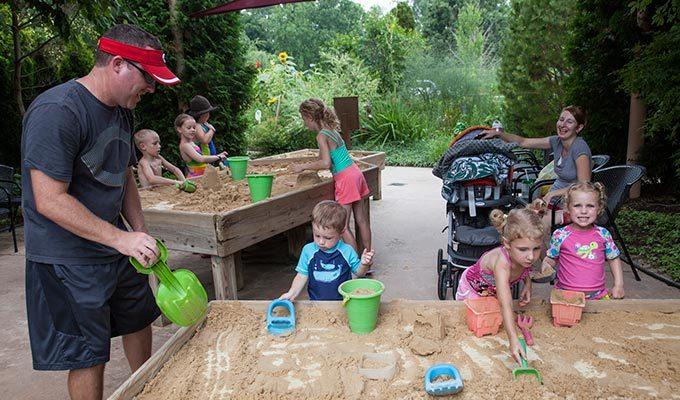 Image result for wegerzyn gardens metropark discovery garden