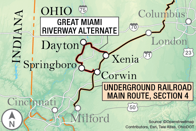 Touring Routes - Five Rivers MetroParks on ohio state map, miami ohio swimming, miami hamilton map, miami university band, ohio university map, murray state map, miami u ohio, oxford campus map, purdue university map, miami university map, miami university ohio, miami university western campus, georgetown map, xavier map, cincinnati map, ball state map, miami campus map, miami ohio football stadium, san diego state map, usc map,