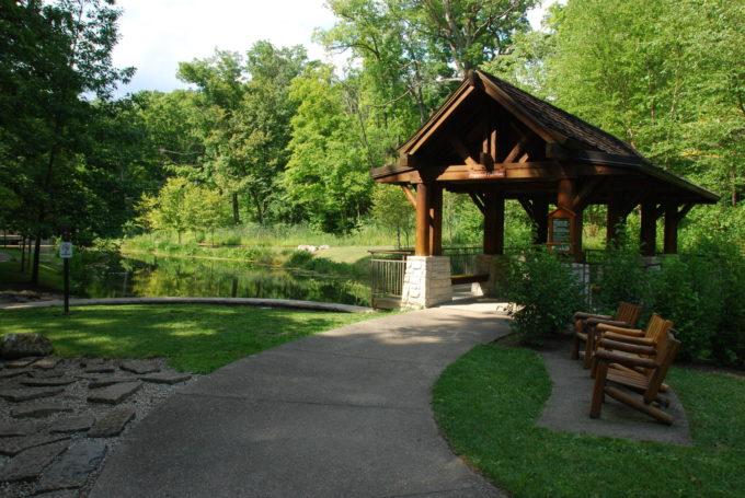 dogwood pavilion