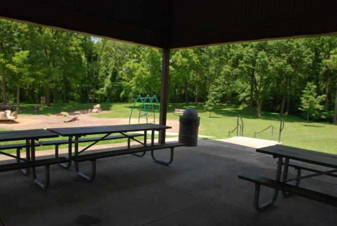 pavilion shelter