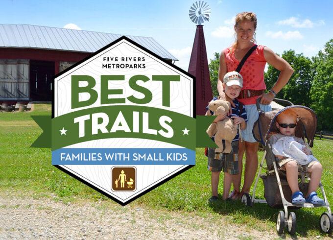 Kid-friendly trails