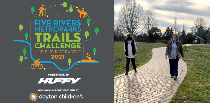 2021 MetroParks Trail Challenge